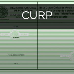 CURP Pedro Escobedo