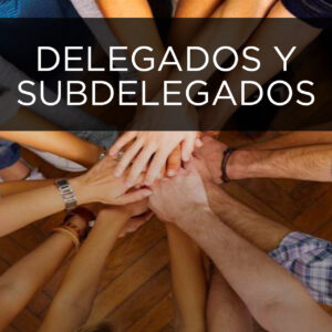 DELEGADOS-Y-SUBDELEGADOS Municipio Pedro Escobedo