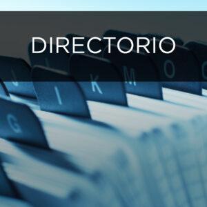 DIRECTORIO Pedro Escobedo