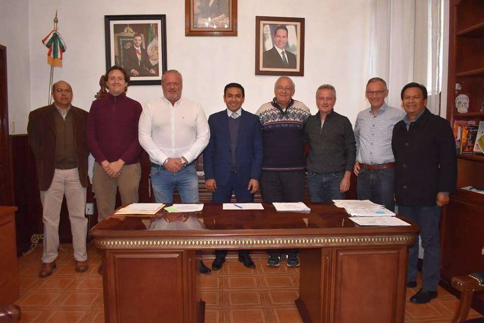 ANUNCIAN INVERSIÓN EXTRANJERA PARA DESARROLLO DE PARQUE INDUSTRIAL EN PEDRO ESCOBEDO