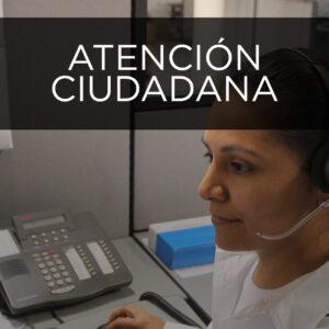 Atencion Ciudadana Pedro Escobedo