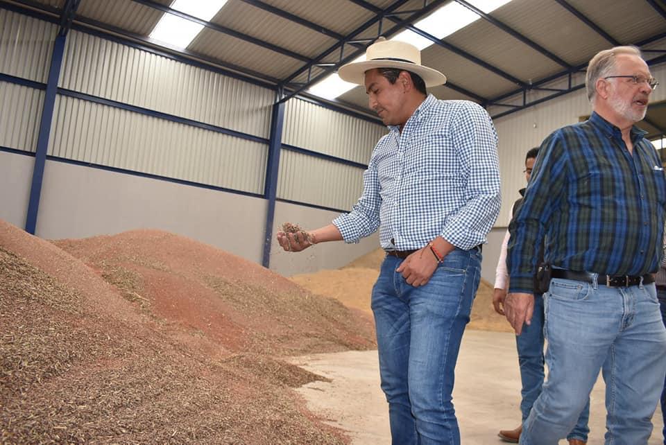 RECORRE AMARILDO BÁRCENAS FINCAS AGRARIAS DE PEDRO ESCOBEDO